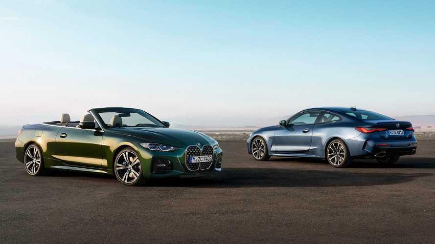 Новый BMW 4-й серии стал кабриолетом