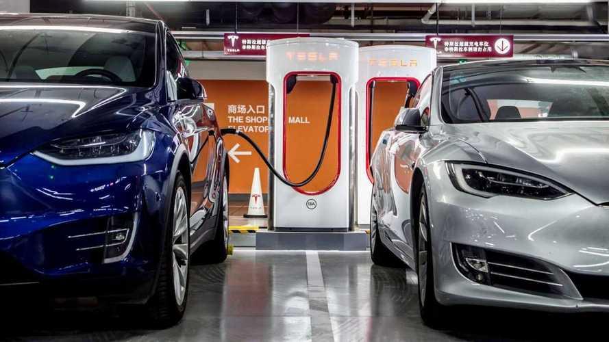 China já tem 1,41 milhão de estações de recarga para carros elétricos