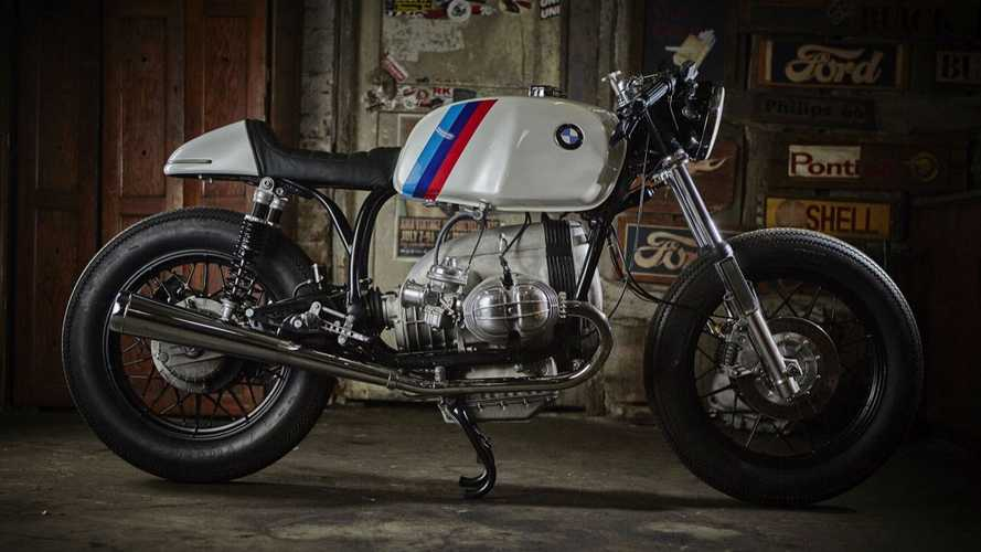 86 Gear Custom BMW R100 RT Cafe Racer