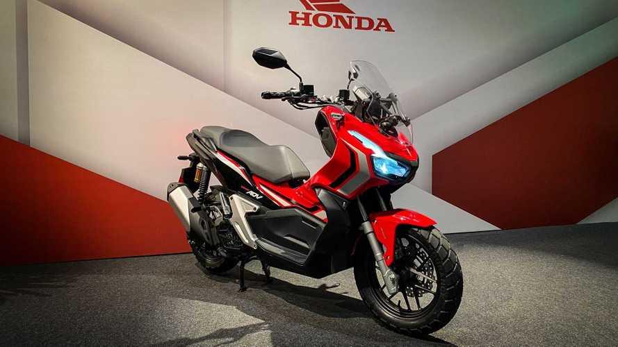 Honda ADV 150 2021 (lançamento Brasil)