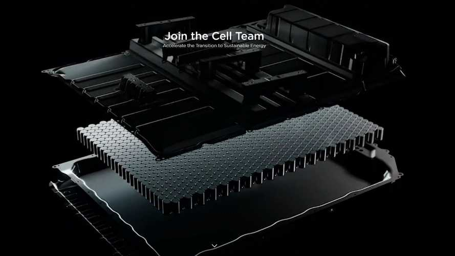 Tesla Shows First 4680 Cells And Pack Video