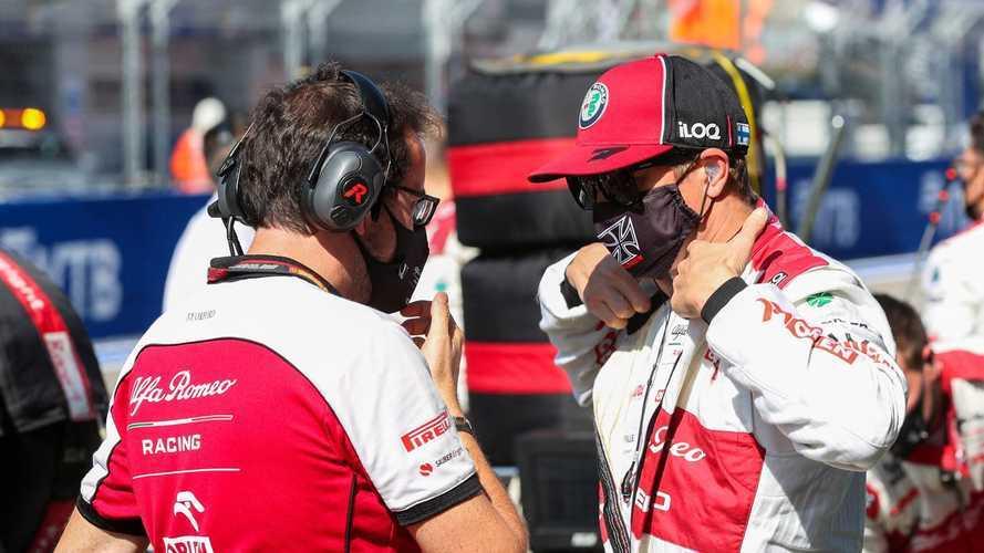 F1, Raikkonen, annuncio in arrivo sul rinnovo con Alfa Romeo