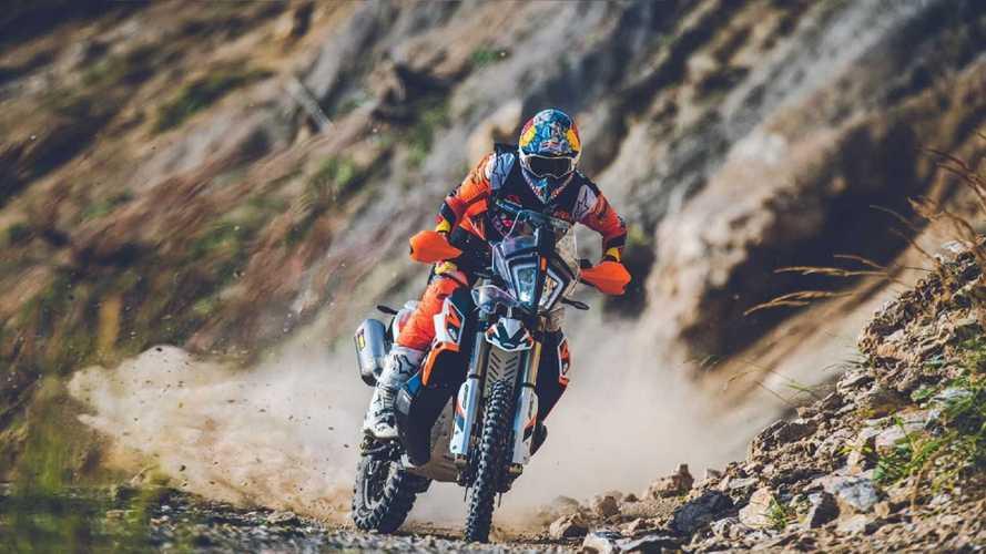 KTM 890 Adventure R Rally und 890 Adventure R: Neue Bikes für Entdecker