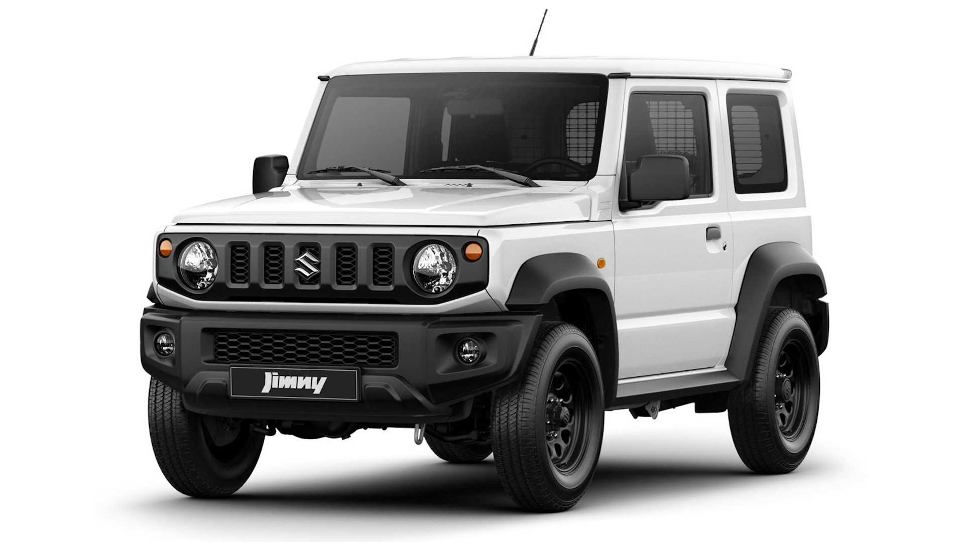 2020 Suzuki Jimny Performance and New Engine