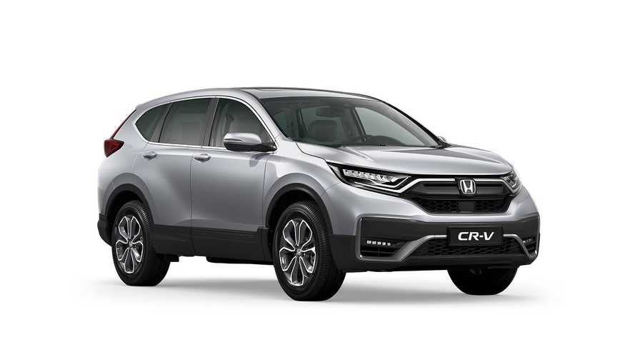Обновленный Honda CR-V оценили в рублях
