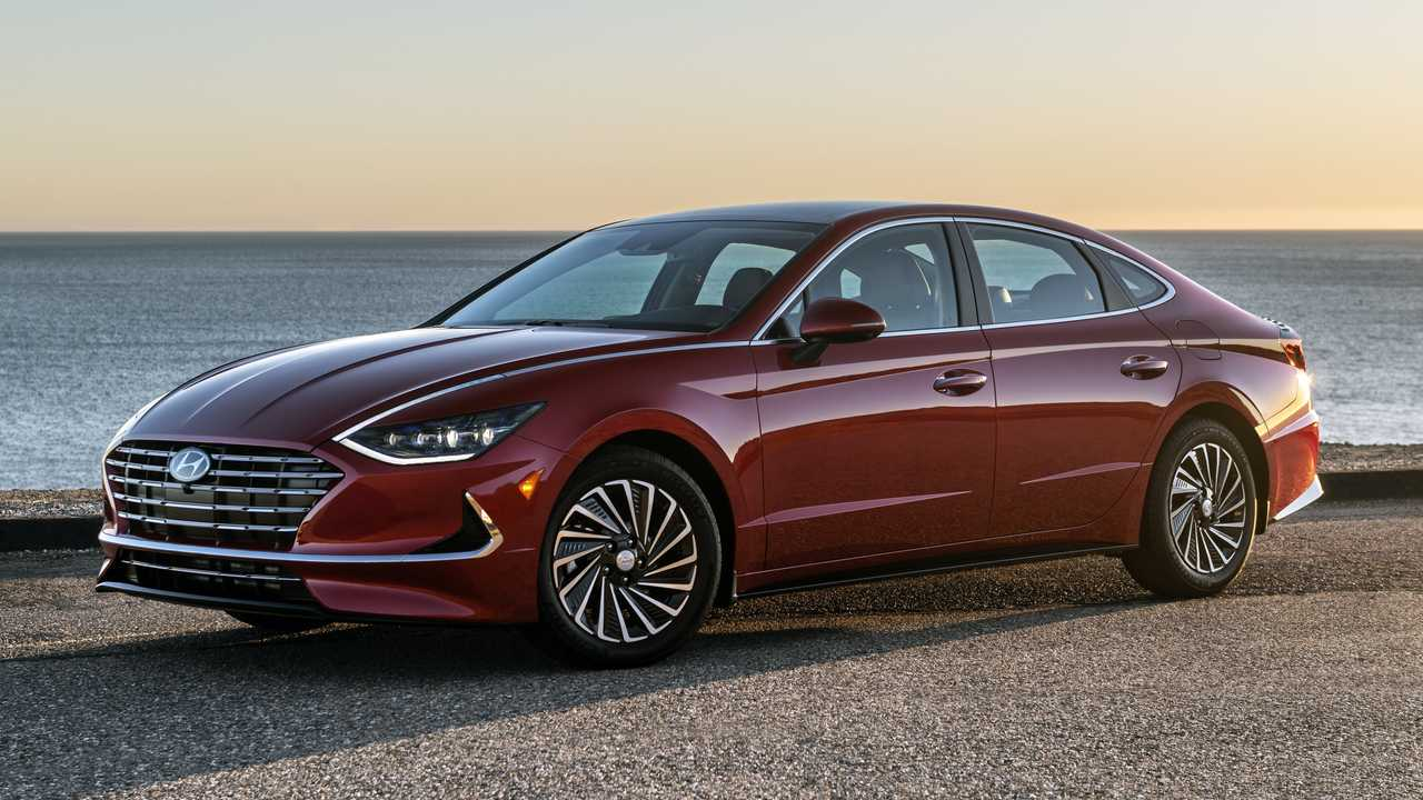 Hyundai Sonata to be facelifted in 2022