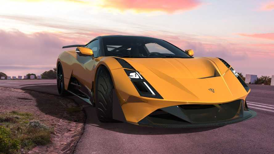 Illyrian Pure Sport Wants To Be The First Albanian Supercar