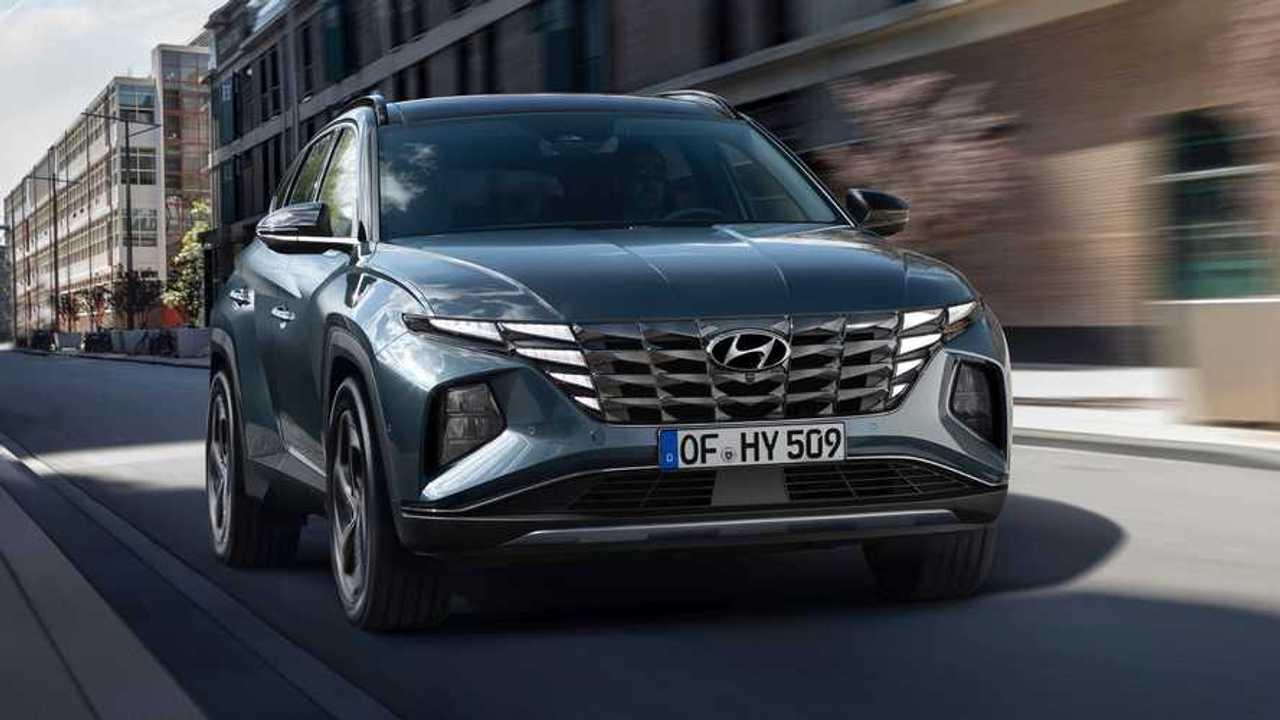 2022 Hyundai Tucson Vs Hyundai Santa Fe