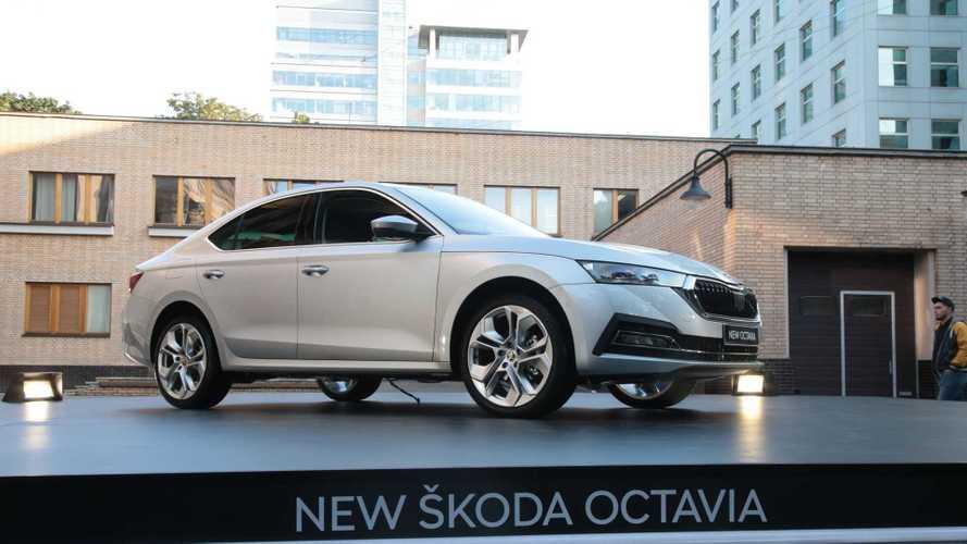 Новая Skoda Octavia дебютировала в России: известны цены