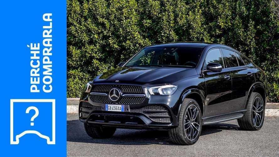 Mercedes GLE Coupé, perché comprarla e perché no