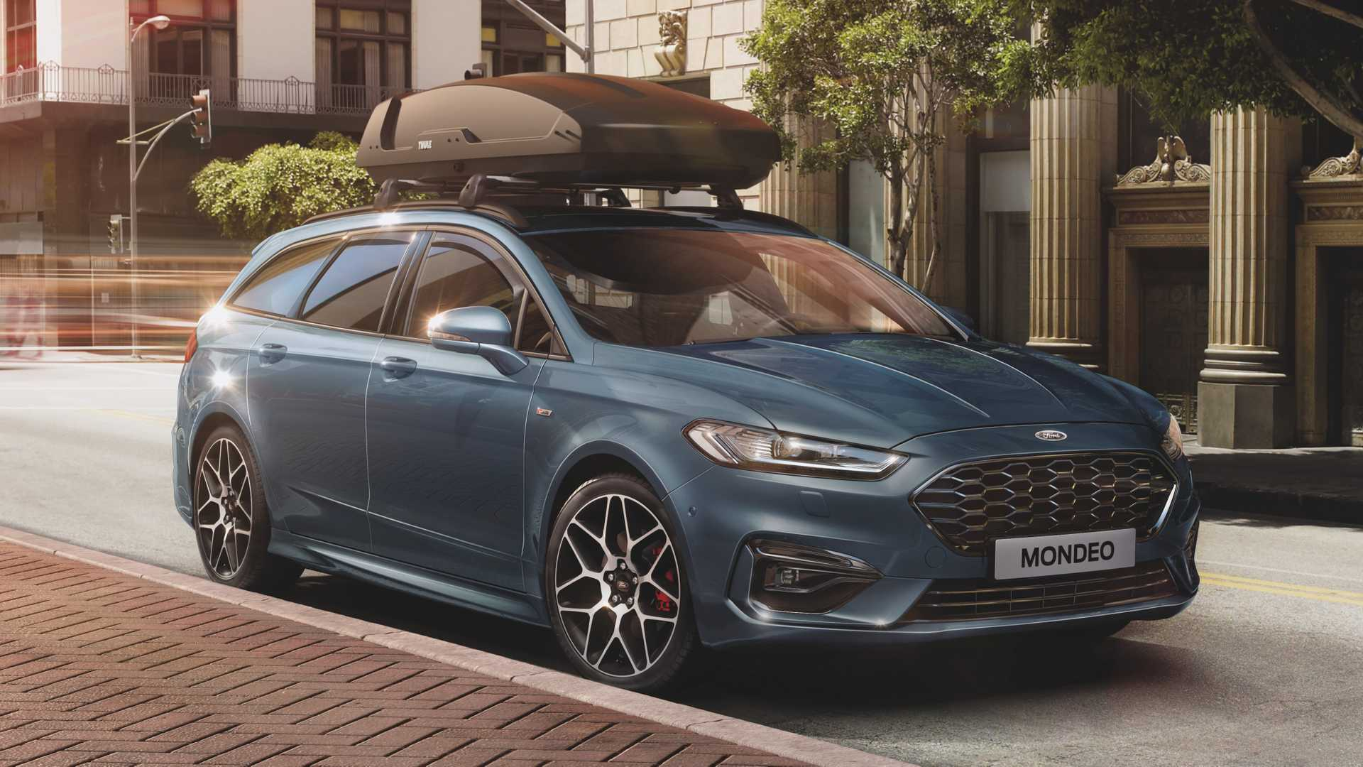 Ford Mondeo Lives On In Europe Where Gas Models Are All Hybrid Now