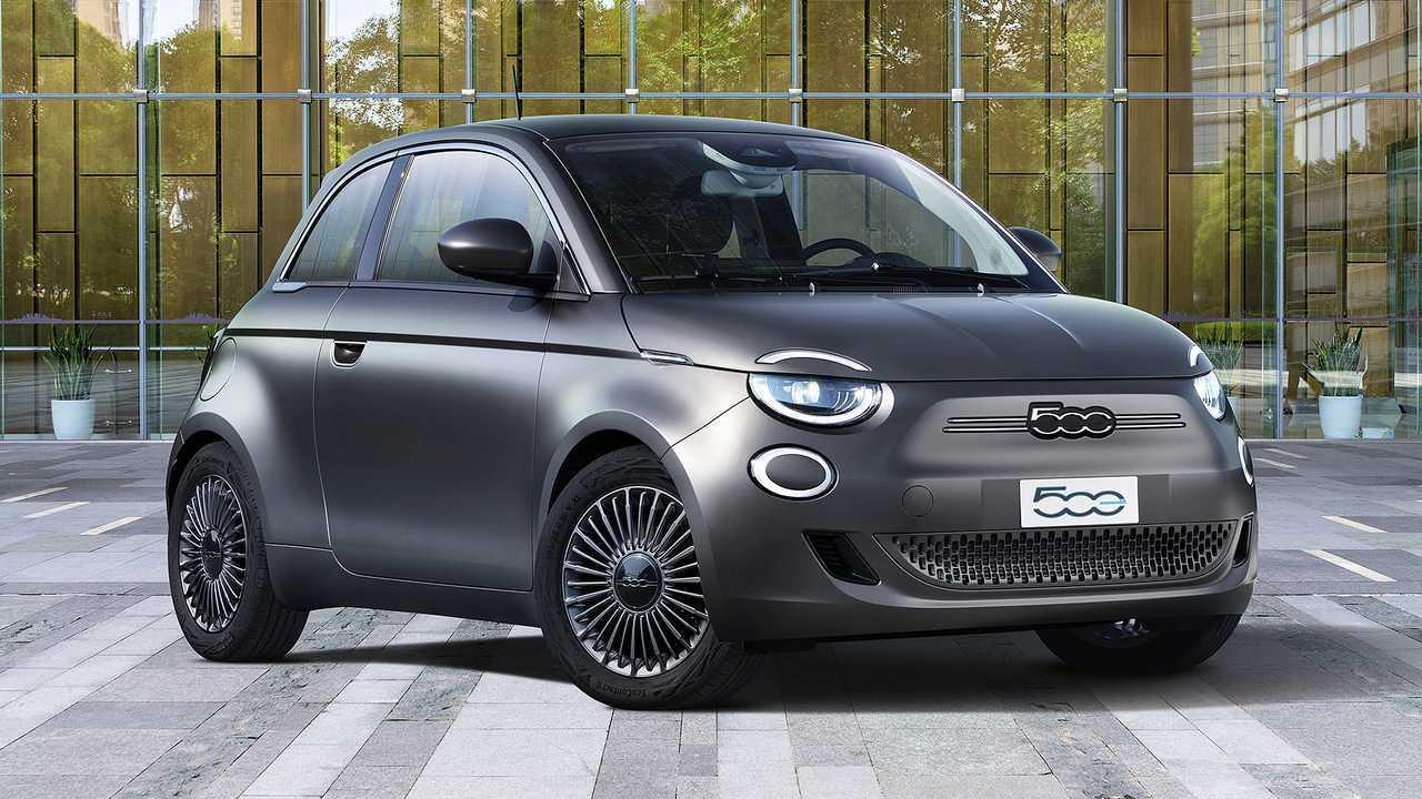 Fiat 500 elettrica, la gamma