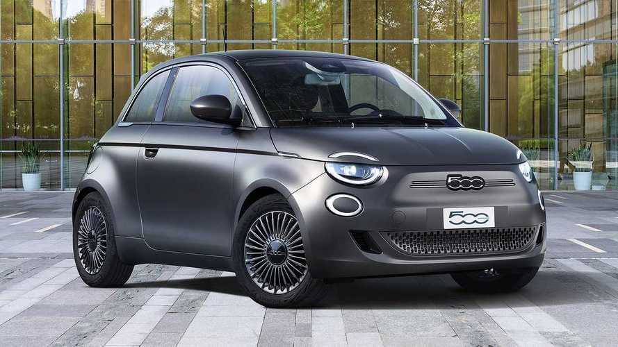Fiat 500 électrique, à partir de 24'500 € - Voici tous les prix