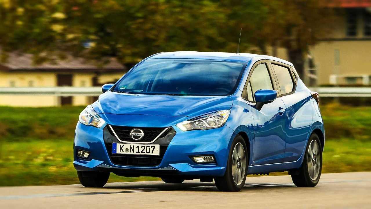 Nissan Micra (2020) im Test