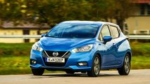 nissan micra igt xtronic test