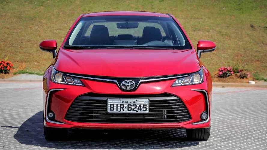 Híbrido mais barato do Brasil, Toyota Corolla pode ter versão recarregável