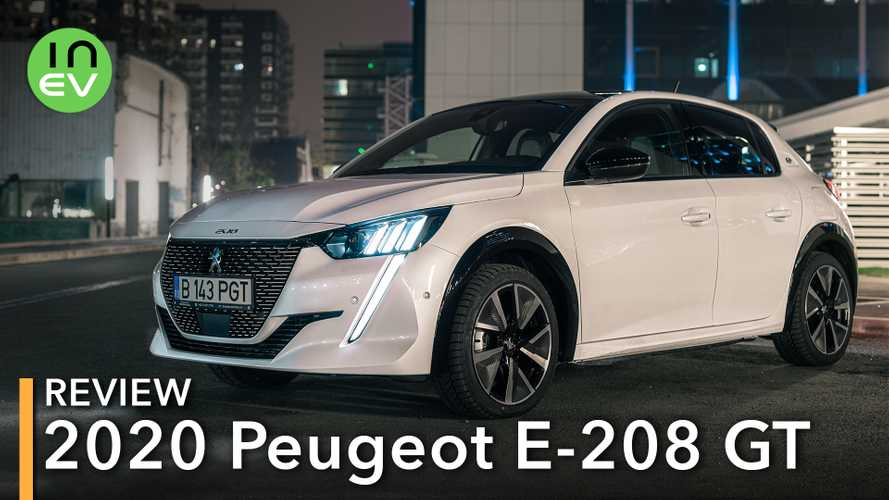 2020 Peugeot e-208 GT Review - America Is Missing Out