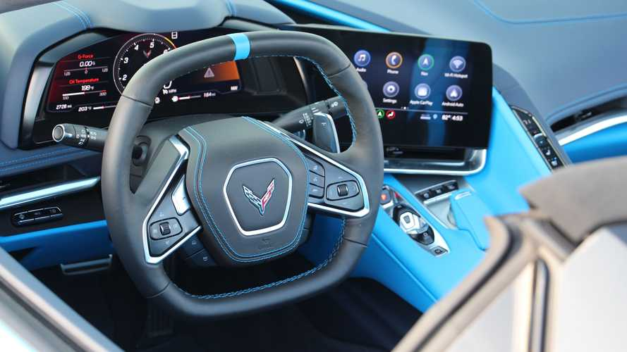 Video Shows Exactly What's New Inside The 2021 Corvette C8