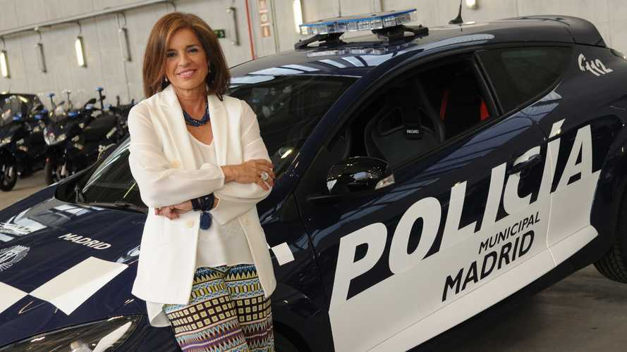 Renault Mégane R.S. Policía Municipal de Madrid