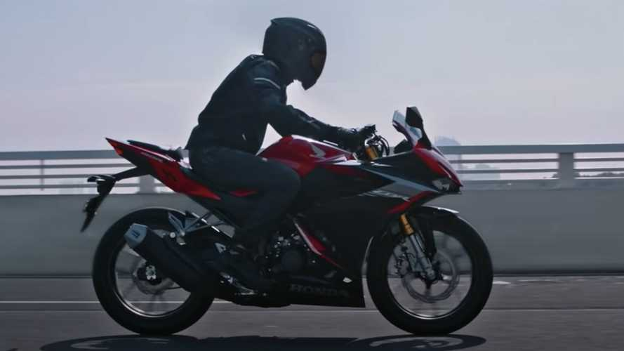 2021 Honda CBR150R Set To Race Into The Asian Market
