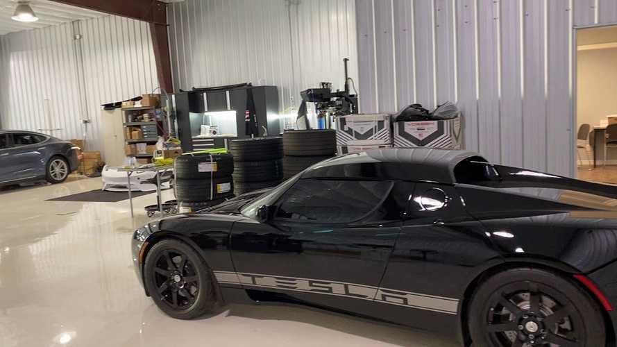Premier Tesla Repair Shop Electrified Garage: East Coast Expansion