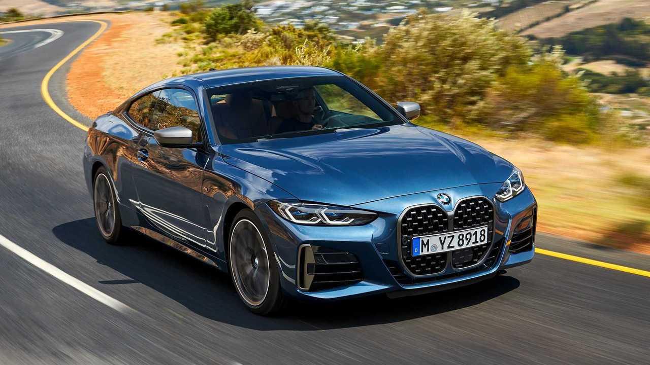 BMW 4-й серии и ее «ноздри»