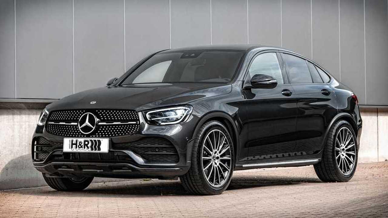 H&R Mercedes GLC Coupe (2020)