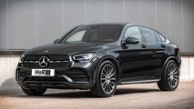 H&R Mercedes GLC Coupe (2020)