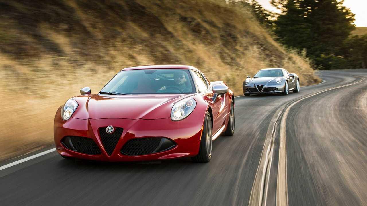Прощание года: Alfa Romeo 4C