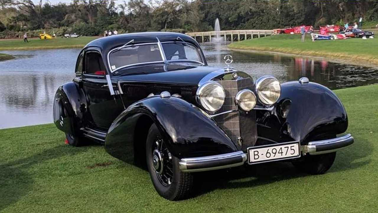6. Mobil Klasik Tercantik Era 1930-an, Packard dan Cadillac Dominan