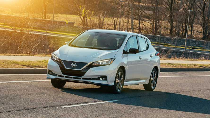 US: Nissan LEAF Sales Rebound To Almost 5,000 In Q2 2021