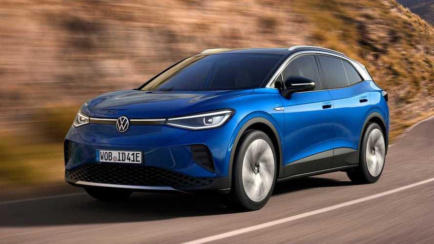 Volkswagen ID.4 tem edição de estreia esgotada em menos de 24 horas