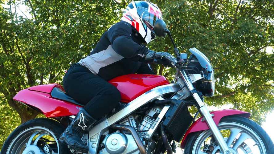 Pando Moto Kissaki Dyn Jeans Right Side Riding