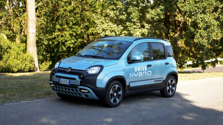 Fiat Panda, la Hybrid City Cross ora è anche a metano