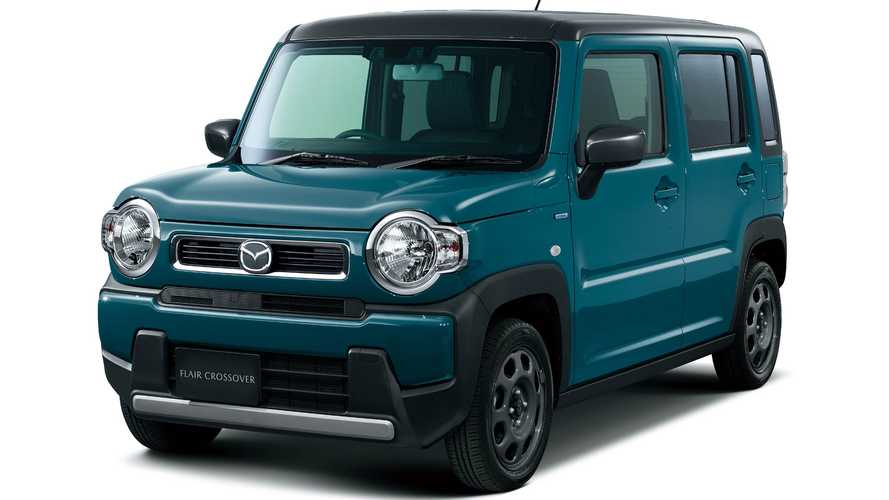 Mazda Flair Crossover: un SUV urbano y barato, por 11.000 euros