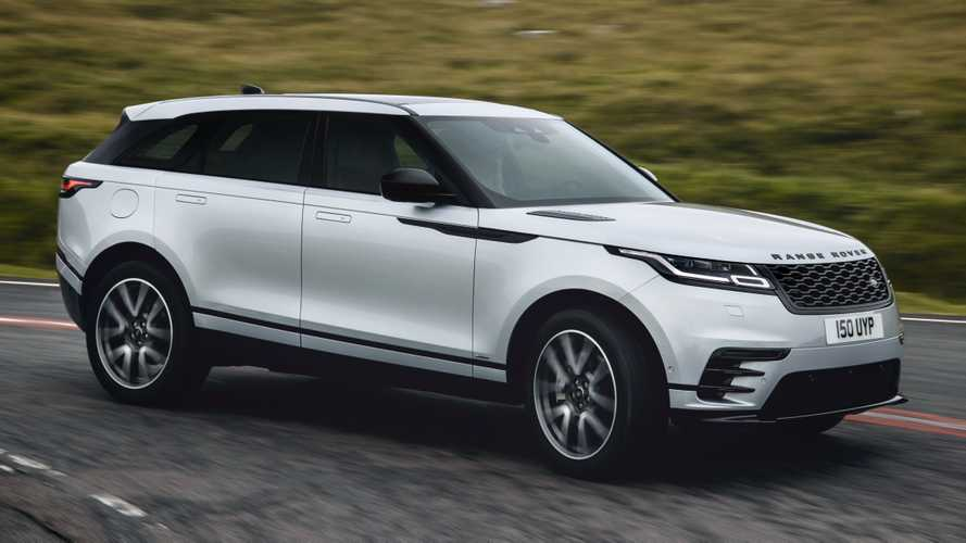 2021 Range Rover Velar Debuts With New Tech, Electrified Engines