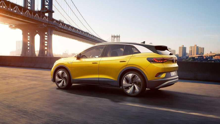 Official Volkswagen ID.4 EPA Range: 250 Miles