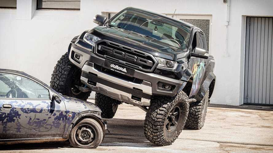 Delta 4x4 Ford Ranger Raptor: Neues Tuningprogramm für den Pick-up