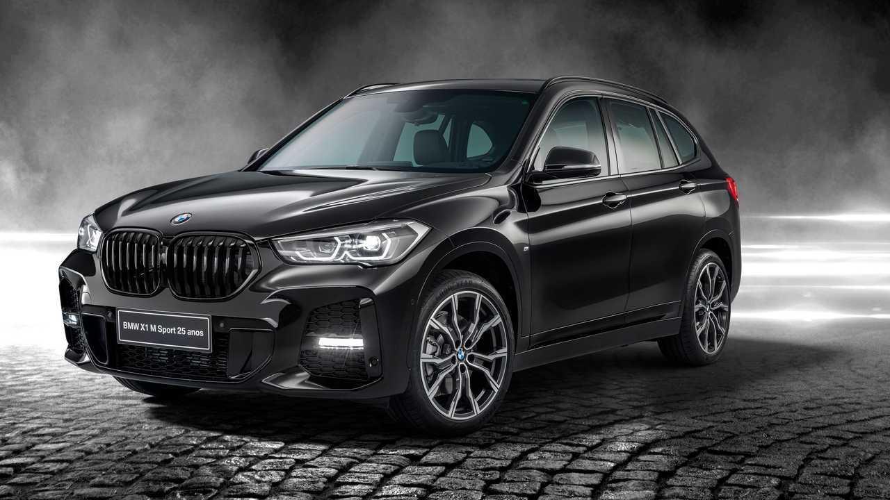 BMW X1 25 anos