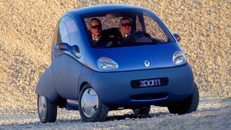 Prototipos olvidados: Renault Zoom (1992)