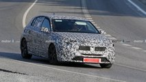 new peugeot hatch spy shots