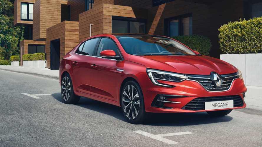 Renault Megane Sedan da makyajlandı