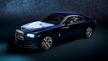Bespoke Rolls-Royce Wraith – Inspired By Earth