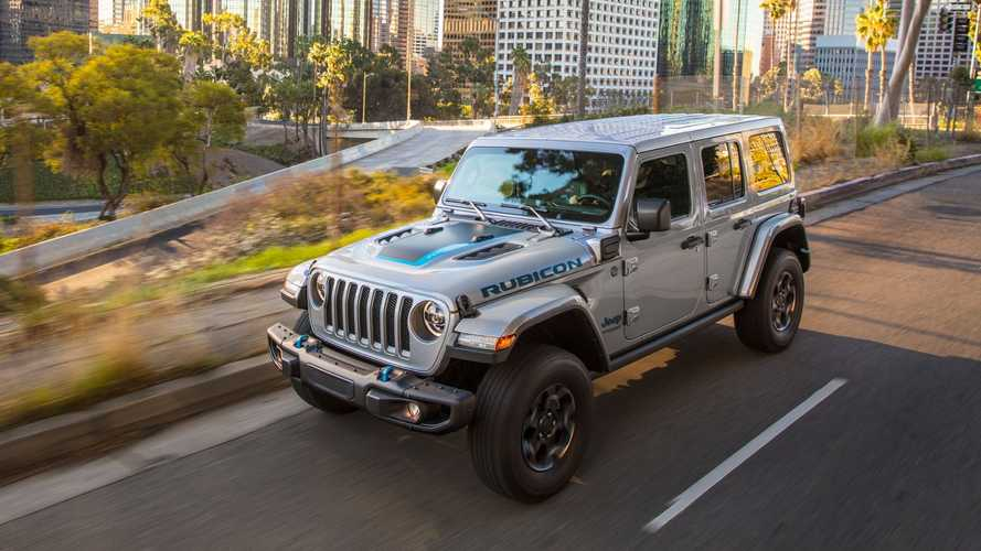 Jeep Announces Pricing For Wrangler 4xe PHEV