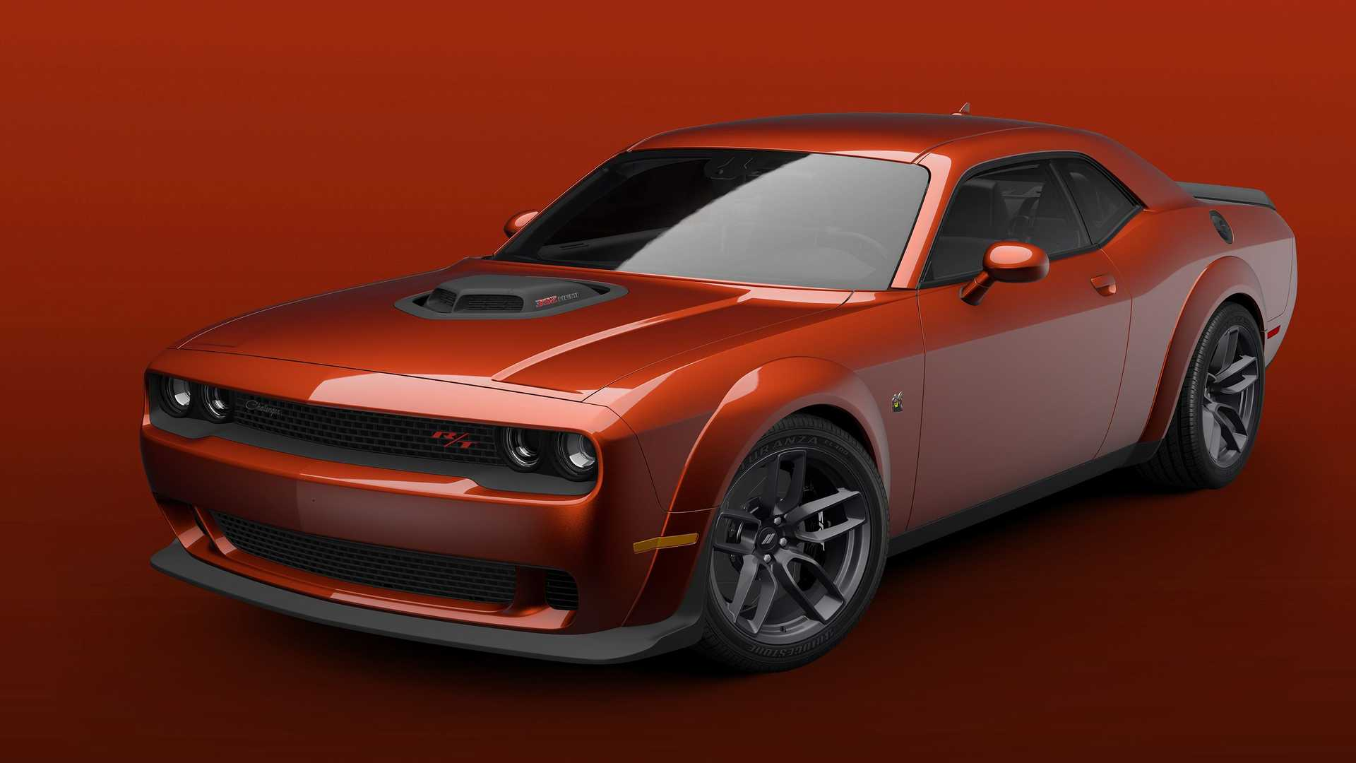 2021 Dodge Challenger Research New
