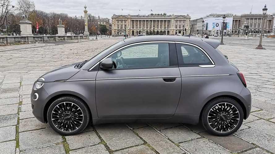 Teste Fiat 500e