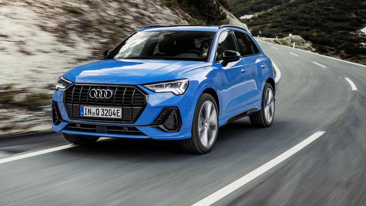 Les Audi Q3 Et Q3 Sportback Desormais Disponibles En Hybride Rechargeable
