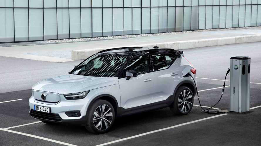 Electric Volvo XC40 EPA Range Is Just 208 Miles