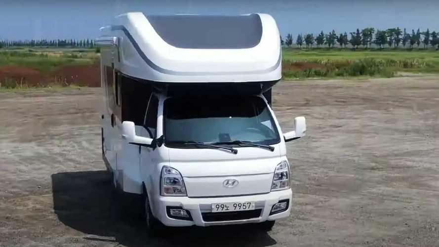 Hyundai Porest (2020)