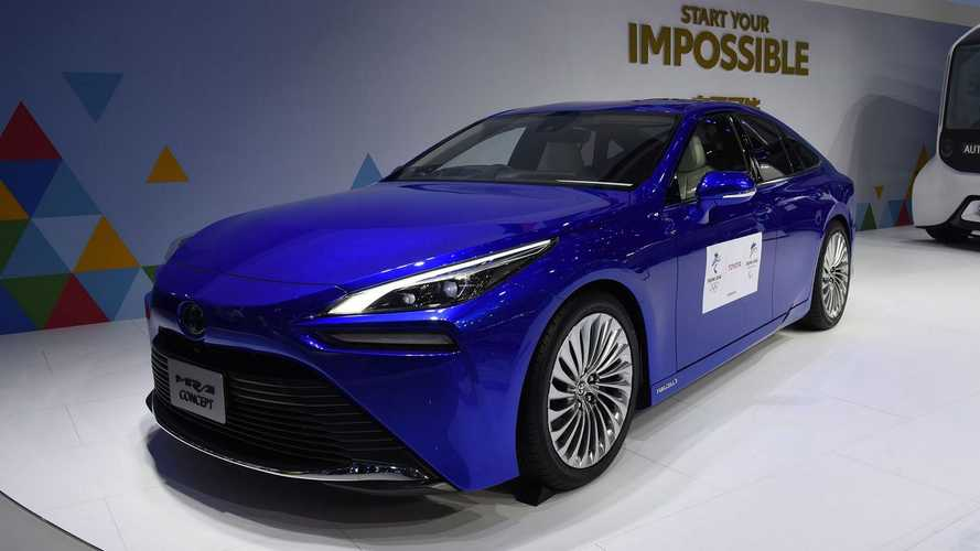 Novo Toyota Mirai a hidrogênio chega em dezembro e promete 650 km por tanque
